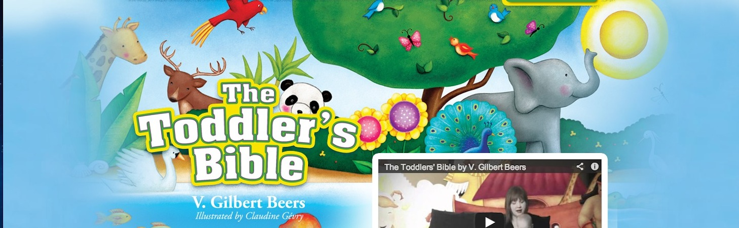The Toddler's Bible by V. Gilbert Beers